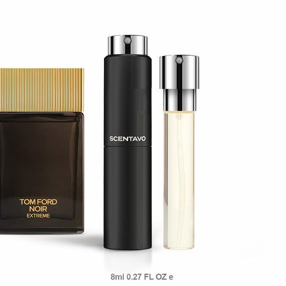 Tom Ford Noir Extreme Eau De Parfum 8ml O 27 Oz Decanted Travel Size Products Travel Size Bottles Tom Ford