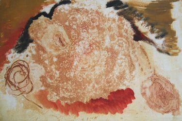 "Saatchi Art Artist Ilania Abileah; Printmaking, ""Zefunot"" #art"