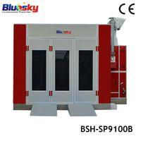 Factory price china supplier painting booth/portable spray booth/auto paint booth