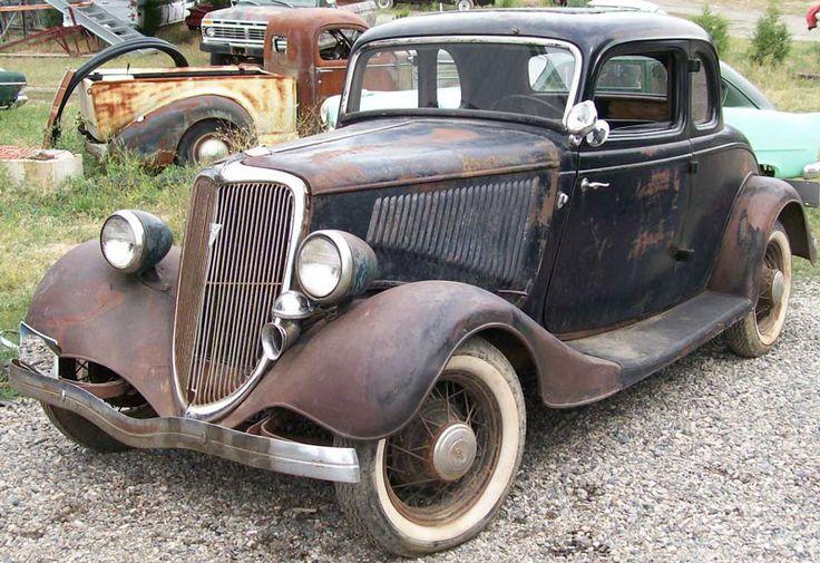 Vintage Fords For Sale 104