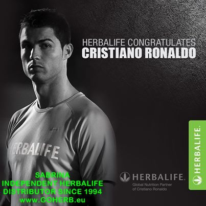 CONGRATULATIONS TO CRISTIANO RONALDO for his outstanding performance! All Herbalife products and nutritional/ beauty/ success advice  available from  Your Independent Herbalife Distributor since 1994 SABRINA Helping you enjoy a healthy, active, successful life! Call +12143290702 https://www.goherbalife.com/goherb/