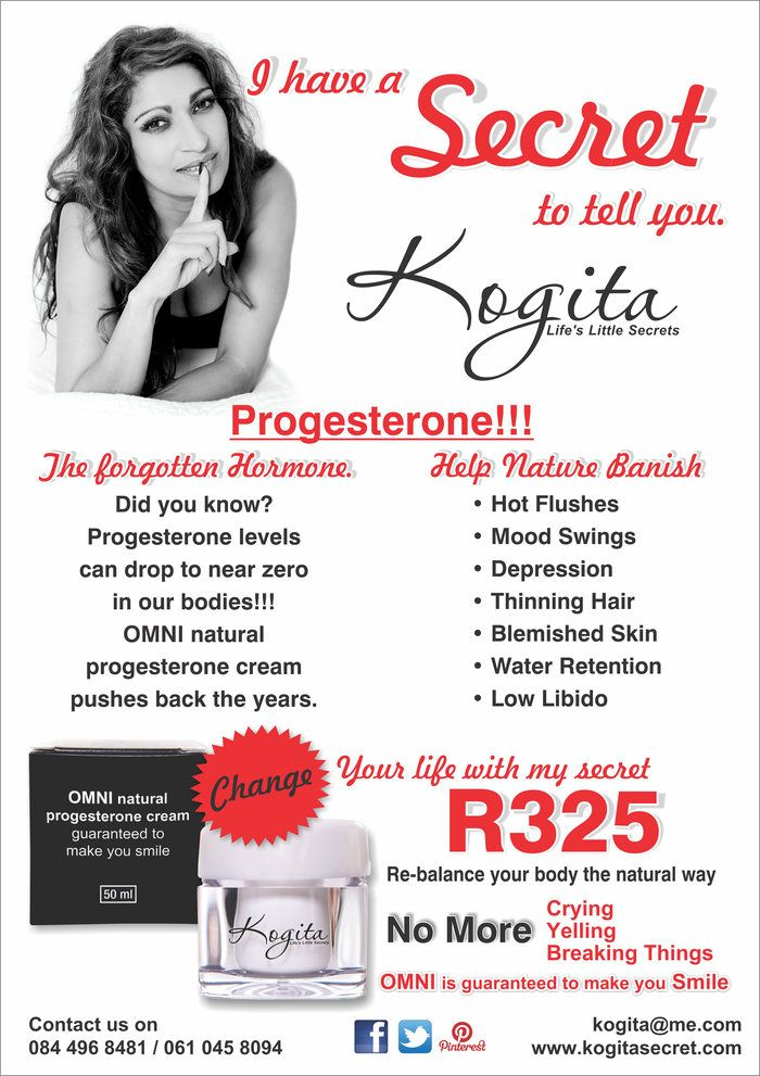 Kogita Secret now in South Africa - read all about it