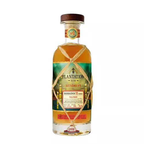 PLANTATION RUM 11 ANS 2005 EXTREME BARBADE
