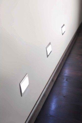 Tekno 1903 Recessed Wall Light Kit modern recessed lighting