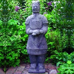 Exceptionnel This Terracotta Warrior Ornament Adds A Touch