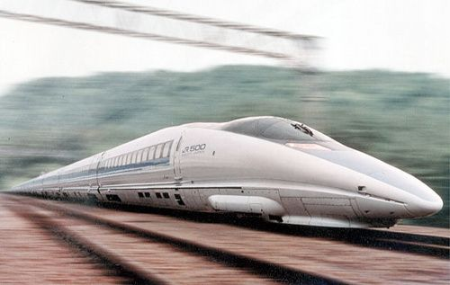 Shinkansen, bullet train, Japan