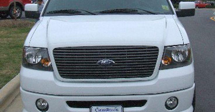Problemas con el odómetro de una Ford F150. La Ford F-150 es la línea de camionetas mejor vendida en el mundo, así como el vehículo de pasajeros más vendido en los Estados Unidos. Robusta, versátil y fiable, la F-150 es parte de la serie F de Ford, es una línea de camionetas de tamaño completo construidas de forma continua desde 1948. Los niveles de calidad para la Ford F-150 siguen siendo ...