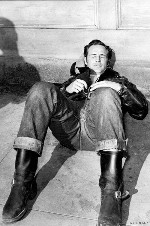 Marlon Brando e751a43335815dd589b8a57a820323ae--engineer-boots-wild-ones.jpg (500×750)