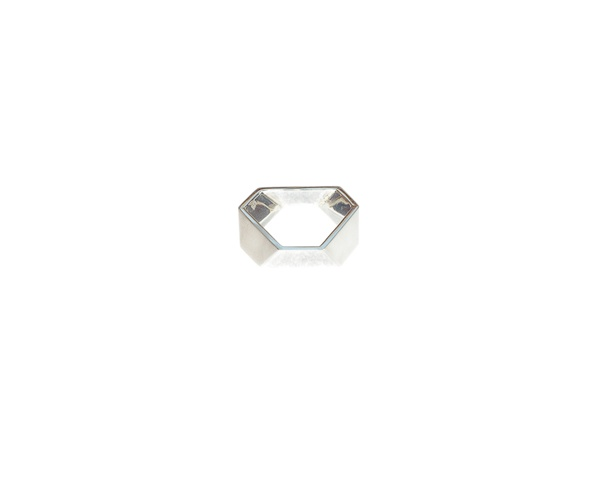 Diamond Cut Ring