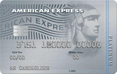 Банковская карта - The American Express® Platinum Debit Card