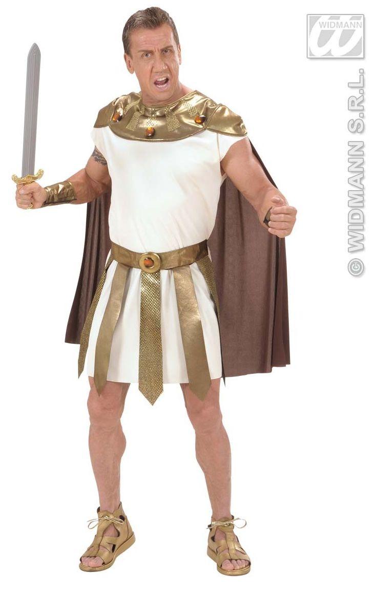 Strijdbare Romeinse God Kostuum ==> Feestwinkel XL!