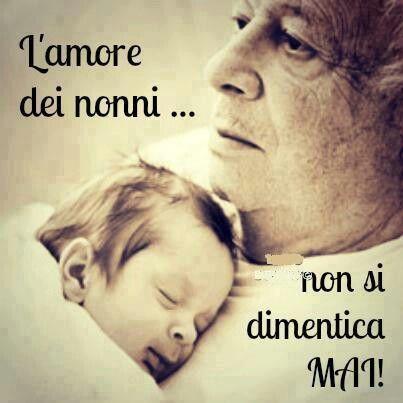L'amore dei nonni
