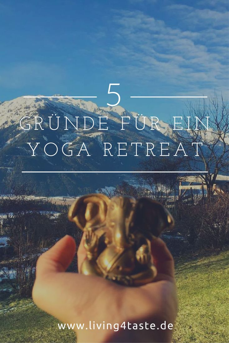 Ein Yoga Wochenende in den Bergen bringt Entspannung, Glück, Freude und Zuversicht. Unser Yoga Retreat in Kitzbühel war eine Auszeit von Stress und Alltag mitten in den Bergen. Die Natur genießen, Yoga üben, Ayurvedische Küche. Ein Yoga Retreat, dass man sich leisten kann. Wirklich eine gut Idee! Hier geht es zu meinem Erfahrungsbericht.
