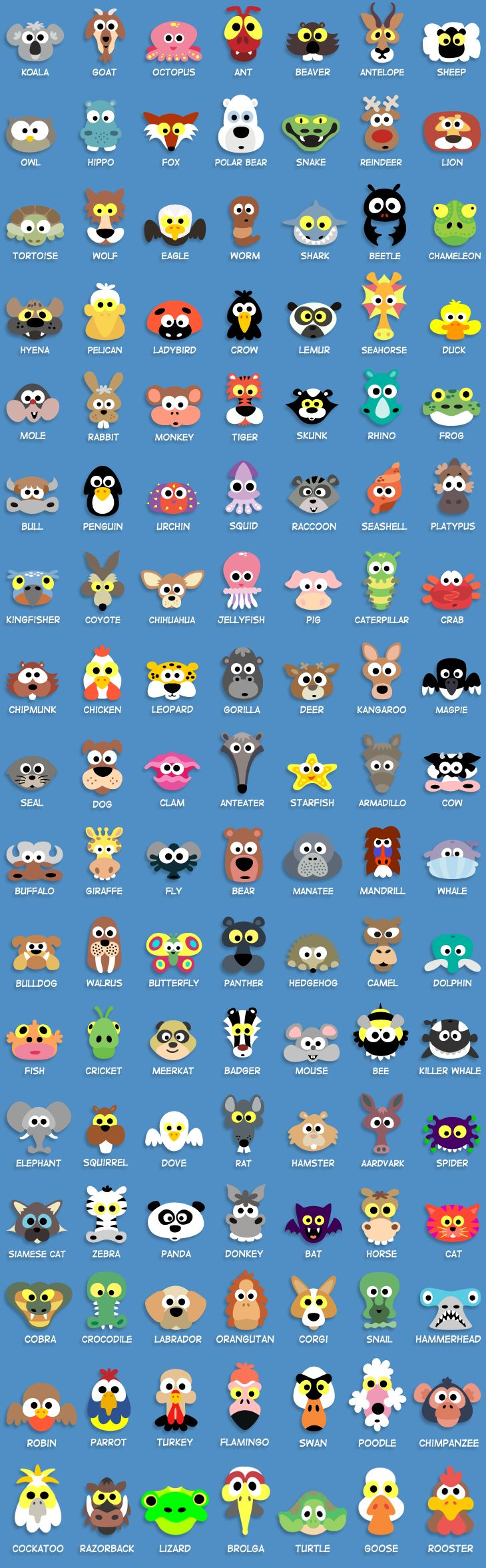 Heaps of cute printable masks from Masketeers Mask Mart!