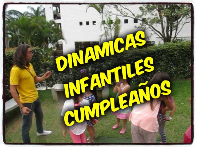 DINAMICAS INFANTILES