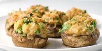 Συνταγή για γεμιστά μανιτάρια και πατάτες!