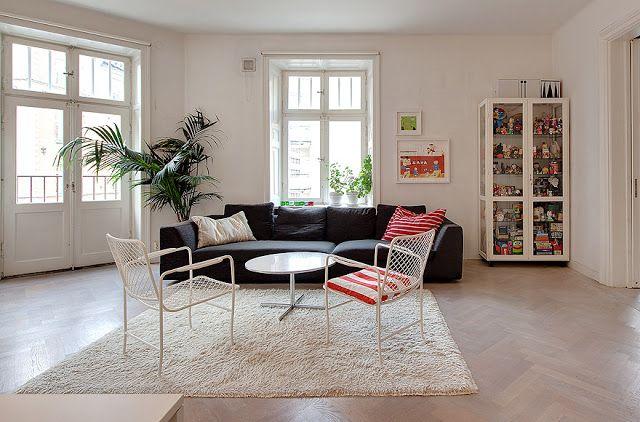 Magnifique appartement suédois de 202 m2