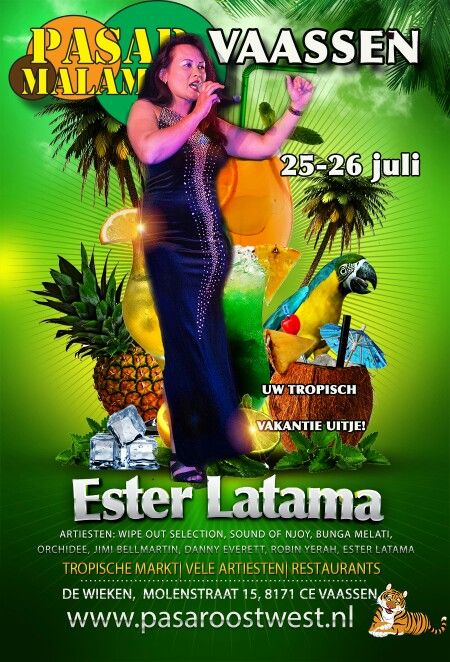 Pasar Malam Vaassen 25-26 juli www.pasaroostwest.nl