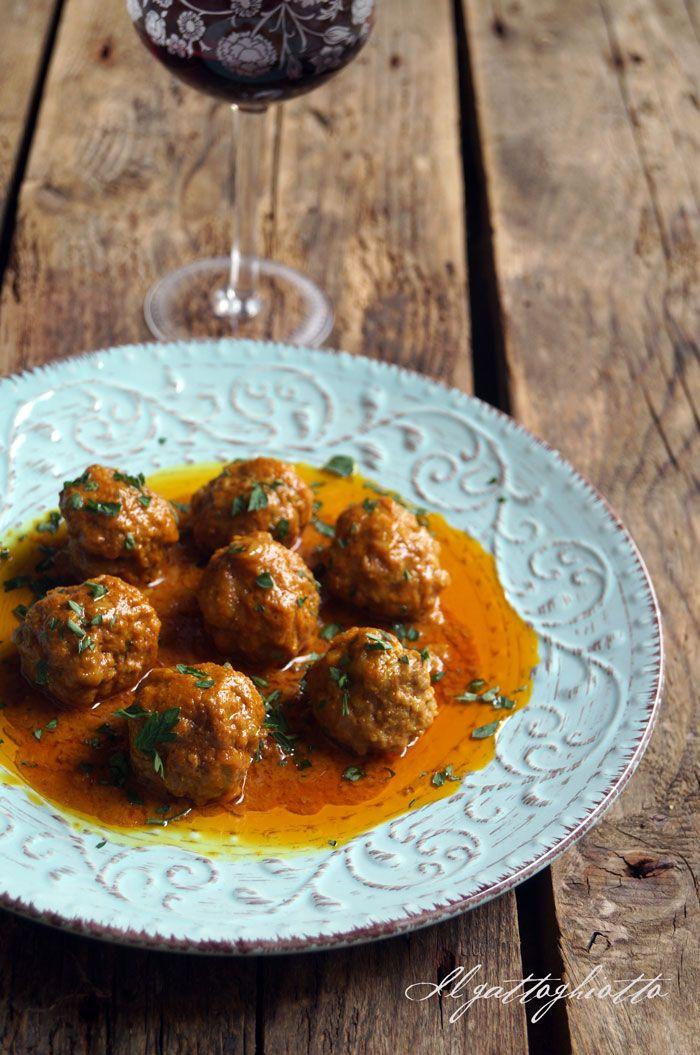 il gattoghiotto: Kofta di manzo al curry