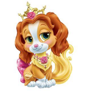 Palace Pets - Cartoon Clip Art