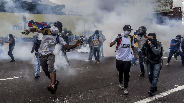 Venezuela will withdraw from the Organization of American States (OAS), according to its foreign minister, who announced the decision on national television.