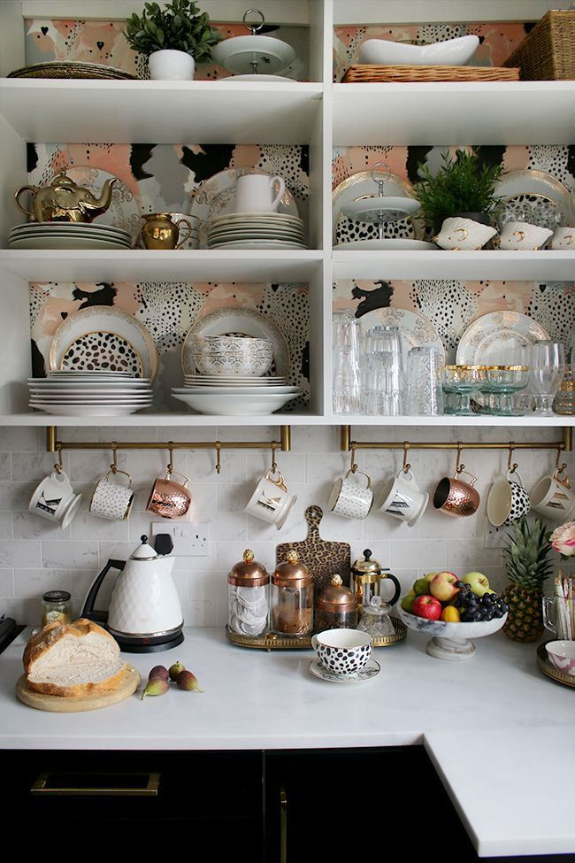 Is This the Best Way to Organize All Your Mugs? — Kitchen Hang-Ups