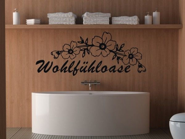 24 best Wandtattoos Badezimmer images on Pinterest Bathrooms - Wandtattoos Fürs Badezimmer