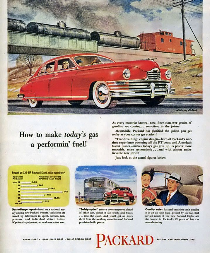 26 best 1948 Packard Ads images on Pinterest   Ads, Vintage cars and ...