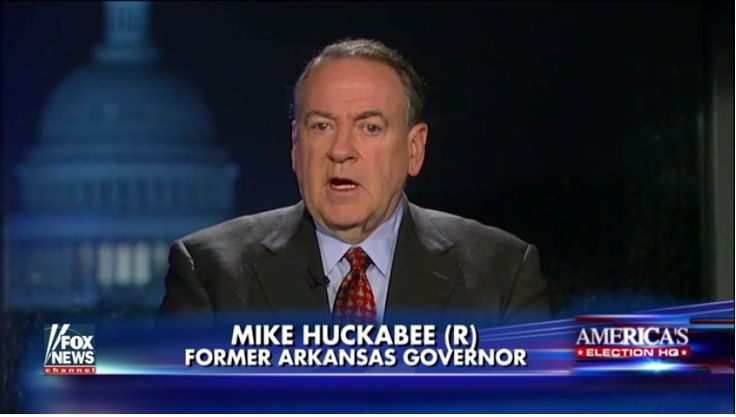 Good Governor Huckabee FIRED UP Over Obama's Speech and Doesn't Let Crooked Hilary Off Easy Either…
