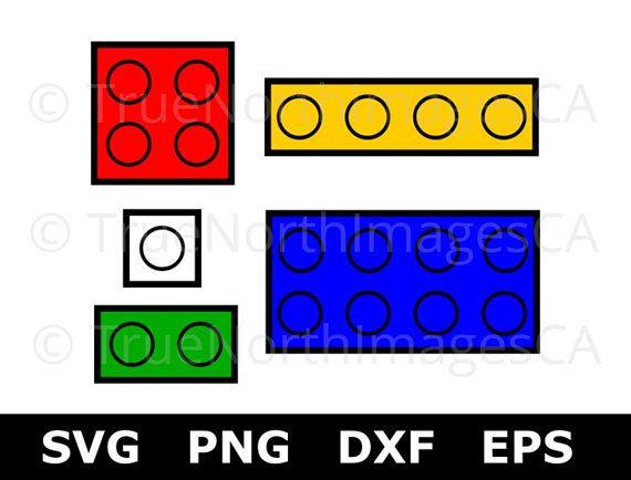 Lego Svg File Lego Clipart Lego Vector Lego Blocks