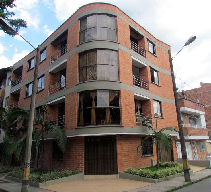 Edificio de vivienda multifamiliar en el barrio La Paz - Envigado -Antioquia