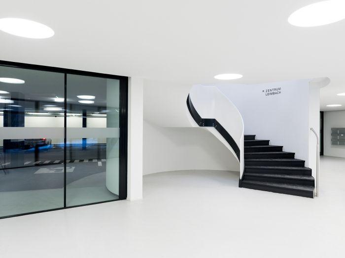 Ladenzentrum Leimbach Signaletik