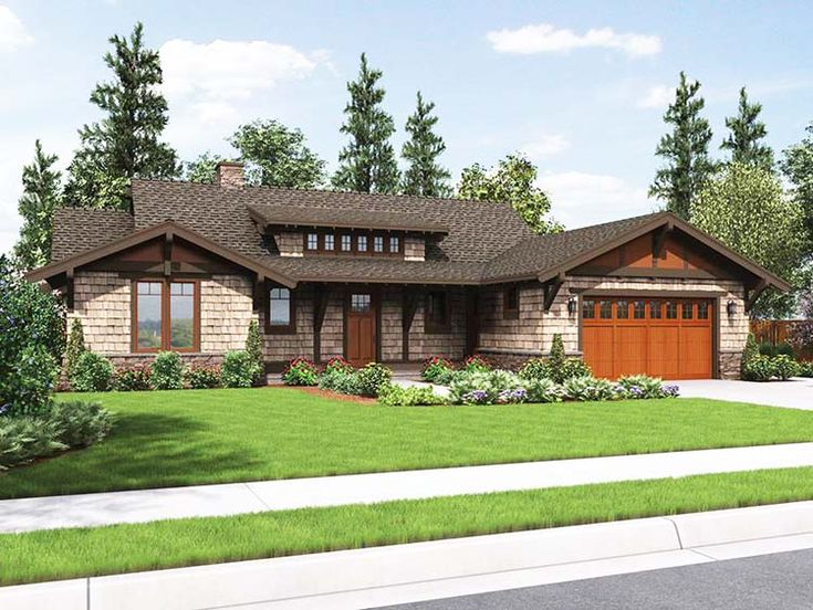 Ranch style house plans designs for small luxury for Beautiful ranch houses