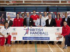 British handball players, currently competing across Europe, look set to return home in 2011. A new deal will see the Crystal Palace National Sports Centre become GB's first UK High Performance Centre. Nick Hope reports