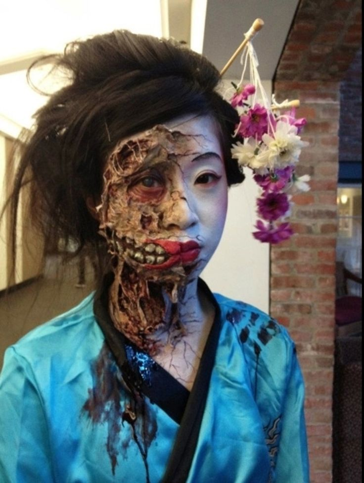 53 best Disfraces. images on Pinterest | Costumes, Make up and ...