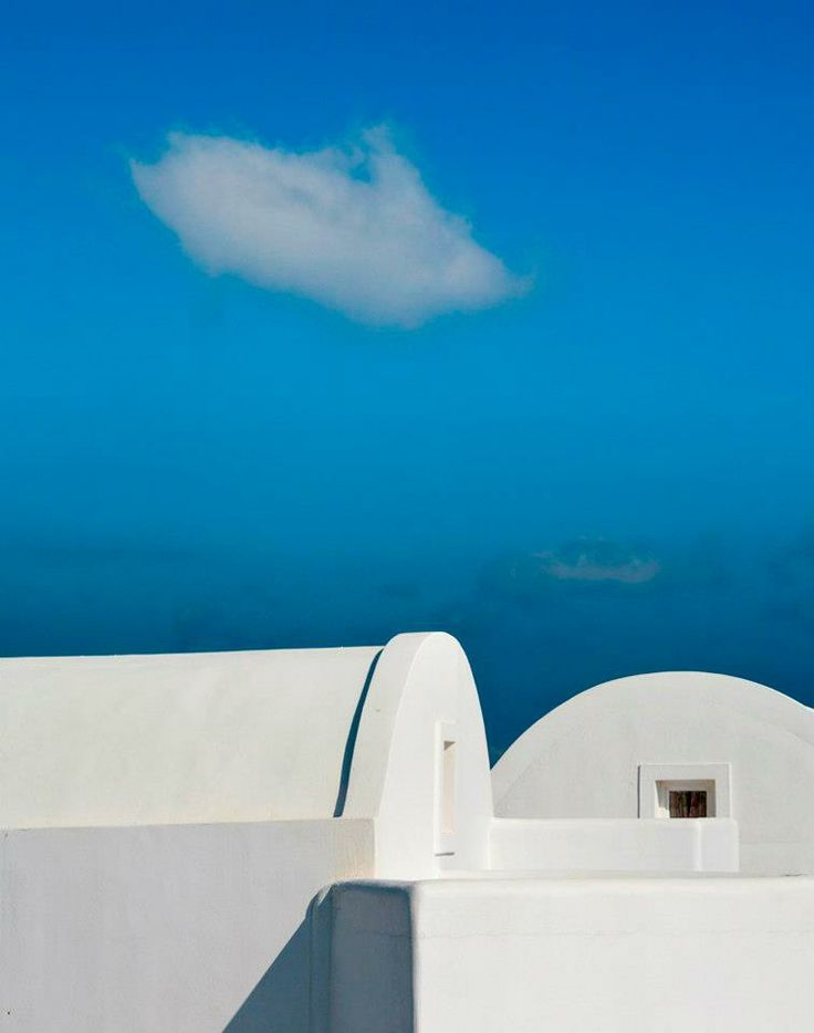 Cycladic traditional architecture with discrete modern touches!!!