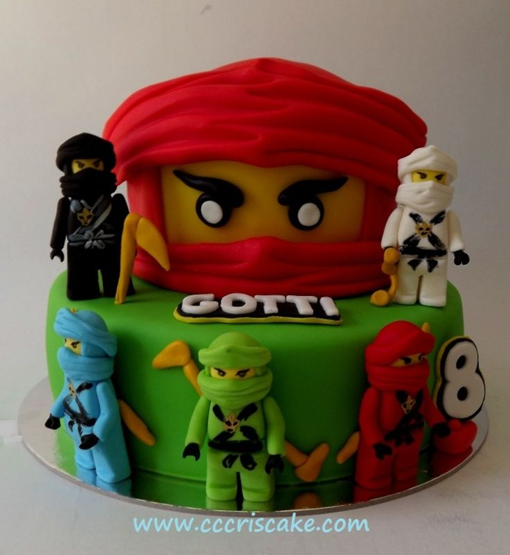 Best 25+ Lego Ninjago Cake Ideas On Pinterest