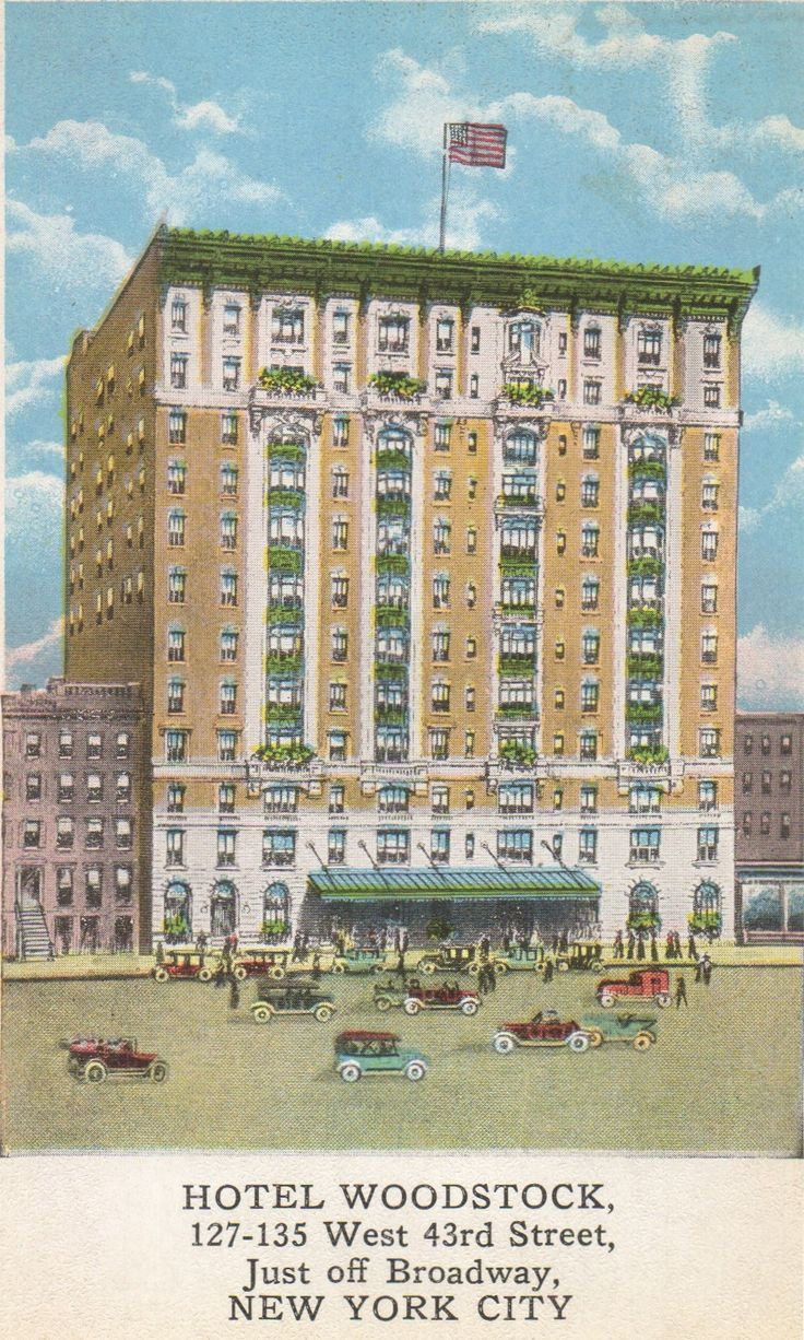 The reinvention of a deluxe Times Squarehotel