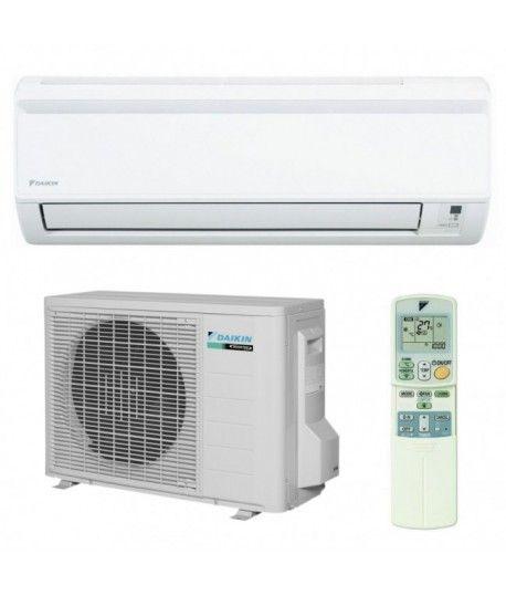 Daikin SB.FTX20J3/RX20K Inverter, 7000 BTU, funcționare silențioasă a unității interioare, programul Daikin pentru 24 ore, filtru fotocatalitic, clasa A++