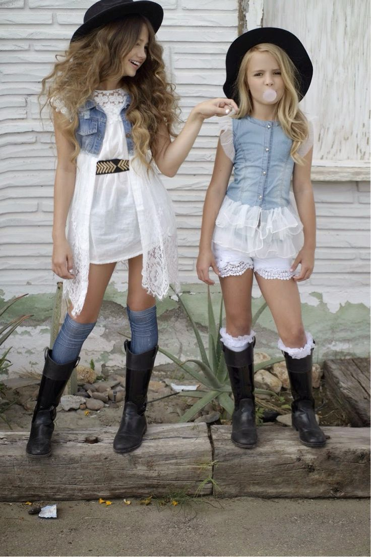 Tween Fashion Blog - We're So Fancy! #tweenfashion - @vandyjaidenn @khialopez  www.weresofancy.com