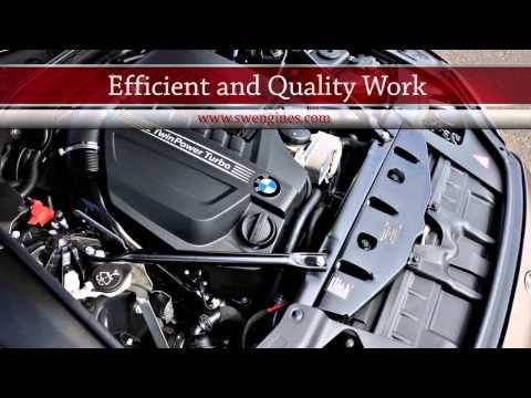 Used Ford Engines For Sale | SWEngines