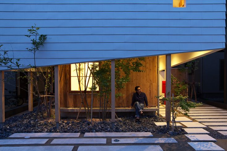 Gallery of OH! House / Takeru Shoji Architects - 6
