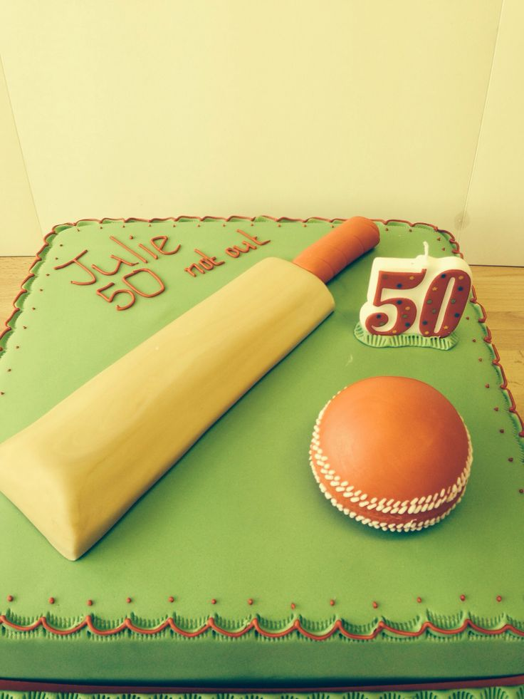 26 best images about cricket themed cakes on Pinterest ...