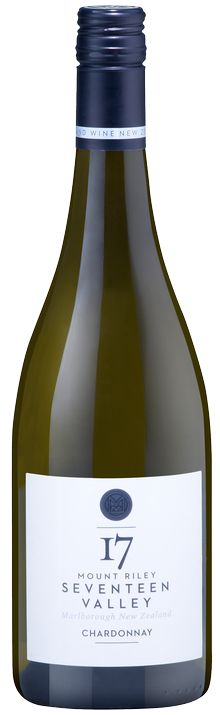 2014 Mount Riley Chardonnay — Mount Riley Wines Blenheim, Marlborough