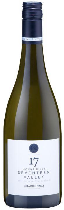 2014 Mount Riley Chardonnay — Mount Riley Wines Blenheim, Marlborough