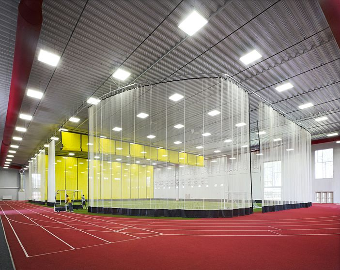 University of Guelph, Gryphon Fieldhouse | Parkin Architects Limited #recreation #Guelph #architecture