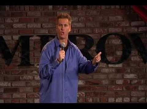 Brian Regan - Refrigerators - funny guy
