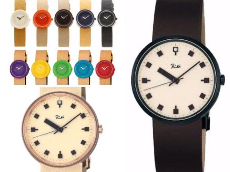 リキワタナベの腕時計 欲しい