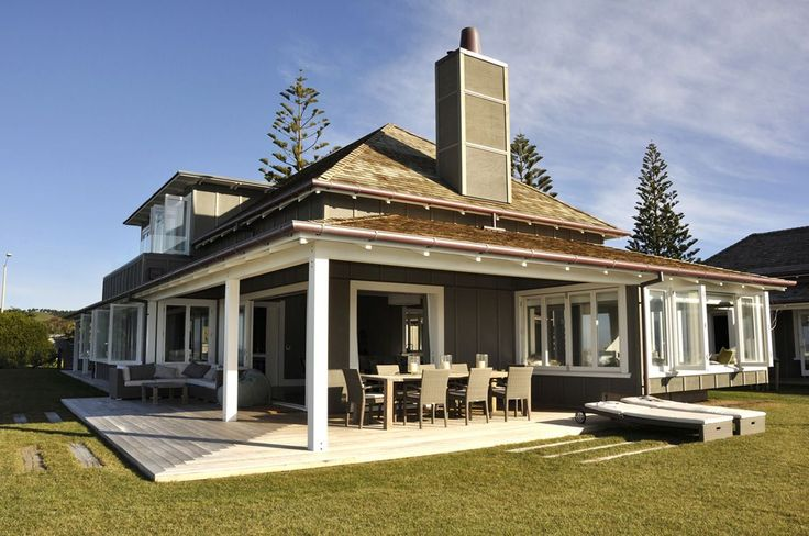 Waimarama Beach House - Suzanne Turley Landscapes