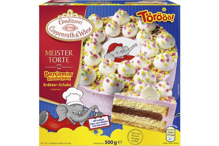 Benjamin Blümchen Torte Preis